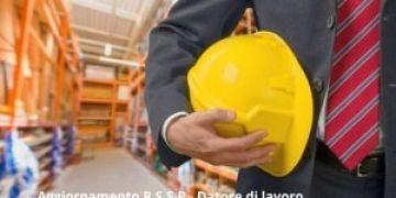 CORSO AGGIORNAMENTO R.S.P.P. DATORE DI LAVORO 10 ORE (aziende a rischio medio) IN VIDEOCONFERENZA