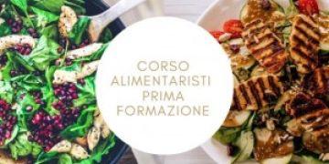 CORSO ALIMENTARISTI (PRIMA FORMAZIONE) 3 ORE - IN VIDEOCONFERENZA